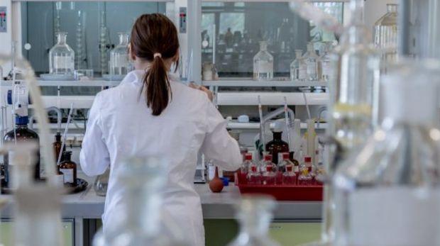 Wissenschaftliche Arbeit im Labor