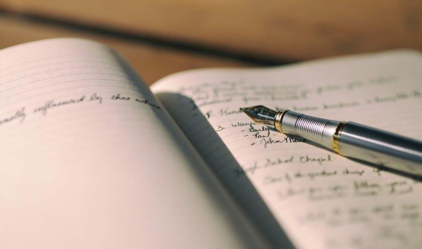 Manuskript einer Trauerrede