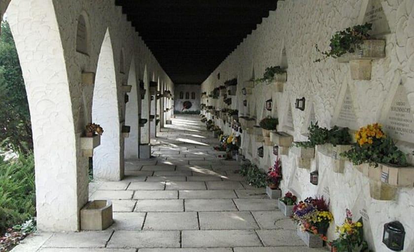 Urnenfriedhof Simmering