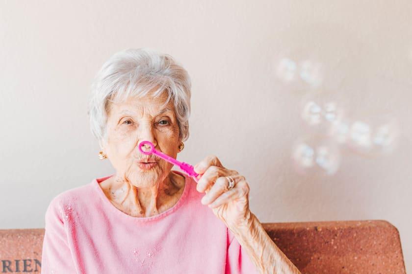 Canva - Woman Blowing Bubbles.jpg