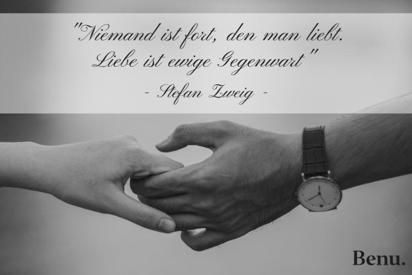 Trauerspruch - Stefan Zweig