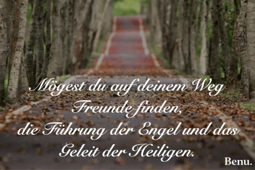 Trauerspruch - Weg