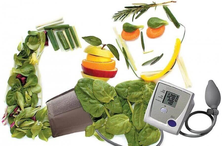 Гипертония правильное питание и диета