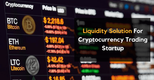 Liquidity API – Raises Millions For Cryptocurrency Trading Business !