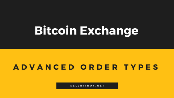 What are the different types of order match in Bitcoin exchanges?