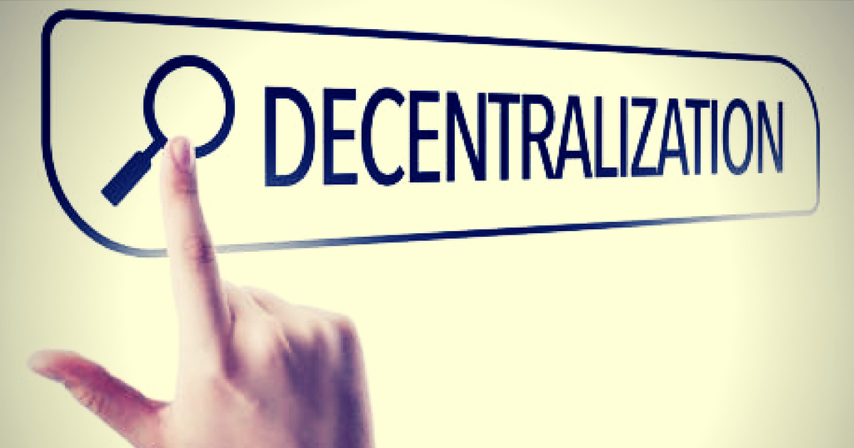 Cryptocurrency Exchanges Revolve to Decentralization