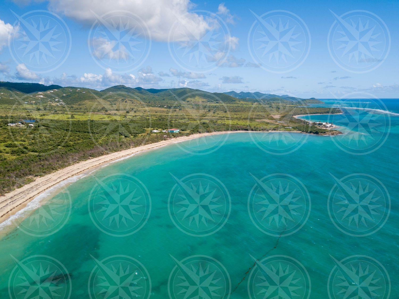 Ha'Penny Beach, St. Croix, USVI
