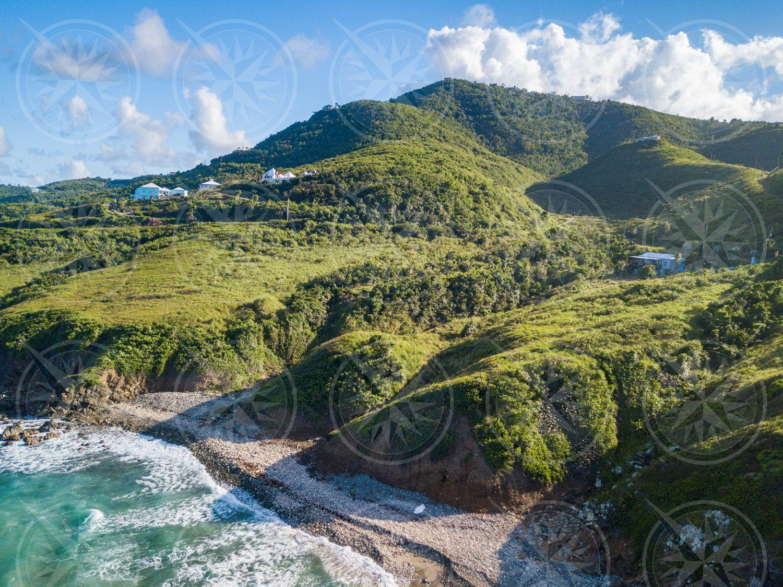 North shore, St. Croix, USVI