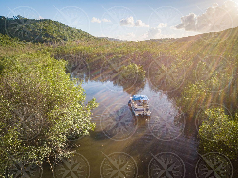 Salt River Bay National Historical Park and Ecological Preserve, St. Croix, USVI