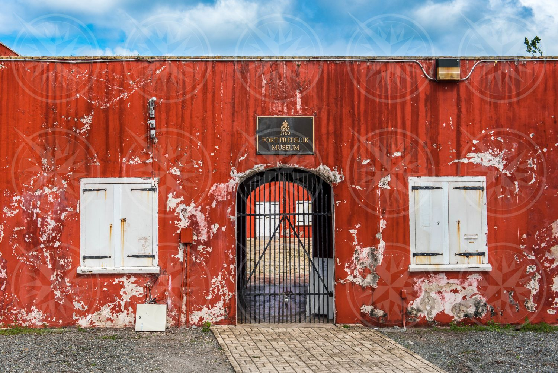 Fort Frederiksted, St. Croix, USVI