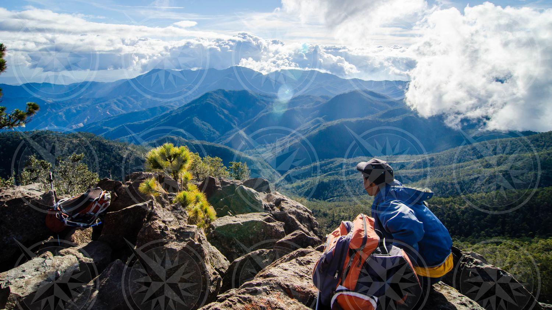 Top of Pico Duarte, Dominican Republic