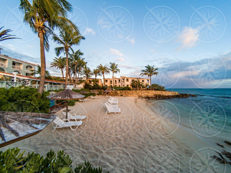 Ocean Point Resort and Spa beach