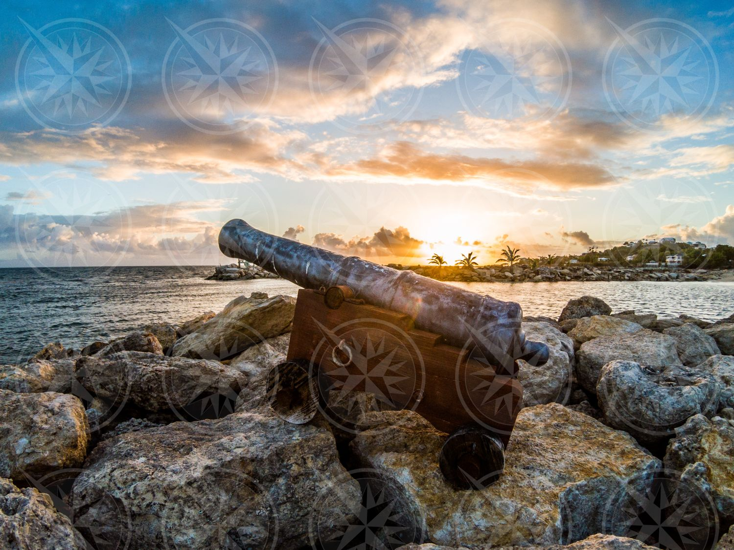 Ocean Point Resort and Spa cannon
