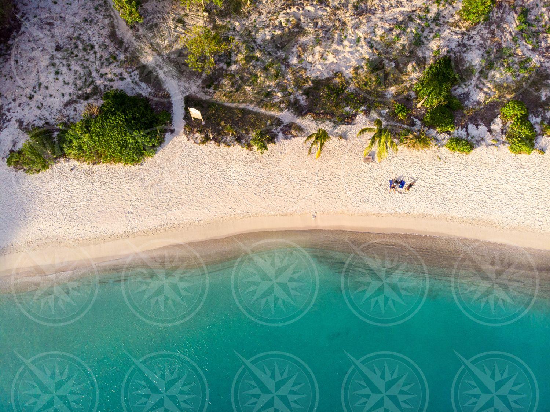 Deepwater Bay Beach