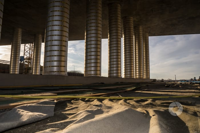 SAAone: Aquaduct Vechtzicht, Muiden