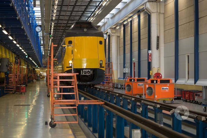 treinwerkplaats oost nederland