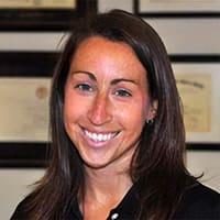 Dr. Staci Levine Portrait