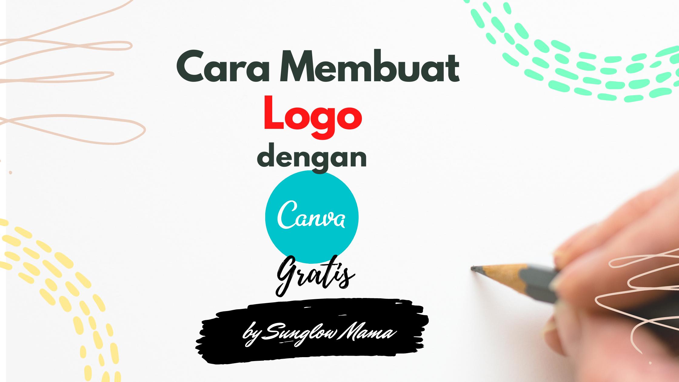 Cara Membuat Logo Dengan Canva Dengan Gratis