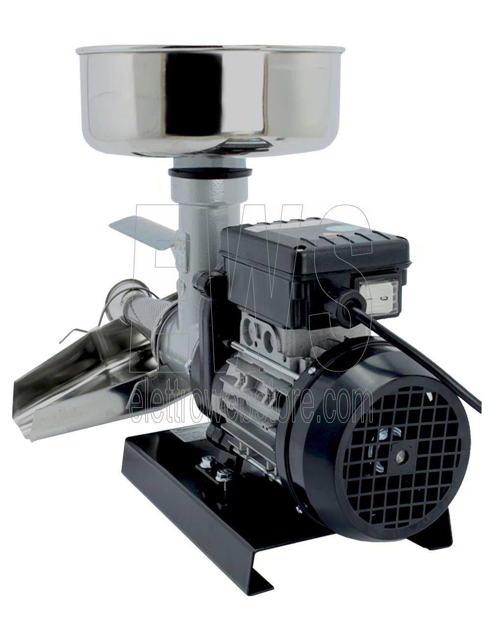 REBER Spremipomodoro elettrico n.5 HP 0,40 500 Watt 9004N