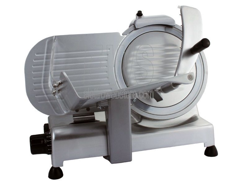 REBER affettatrice elettrica lama 200 mm semi-professionale motore 140 Watt TA20