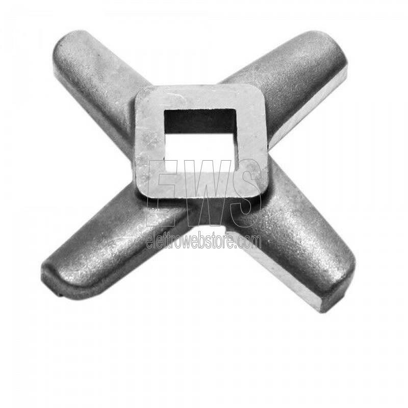 Coltello per tritacarne da 22 in acciaio inox