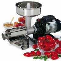 REBER Spremipomodoro elettrico n.5 HP 0,40 500 Watt 9004N passata salsa marmellata passapomodoro