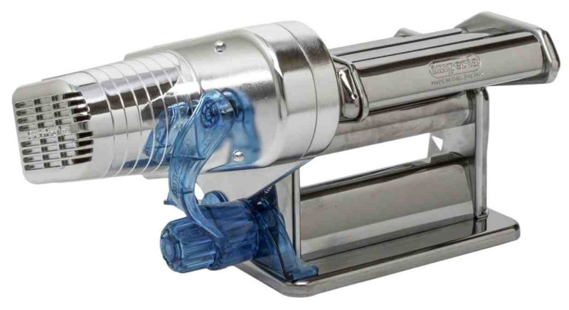 Electric Imperia iPasta macchina pasta manuale sfogliatrice con motore 650