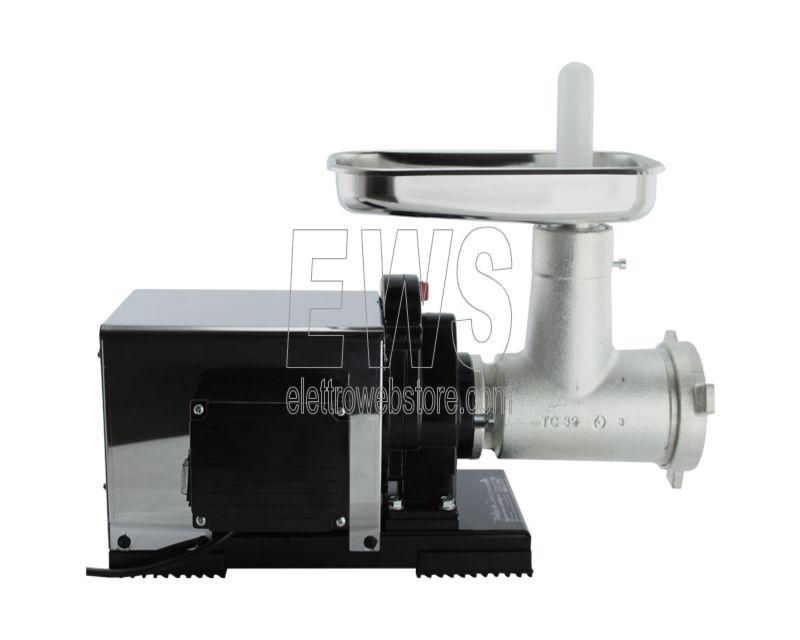 REBER tritacarne n.32 elettrico 1200 W HP 1,50 9504NSP