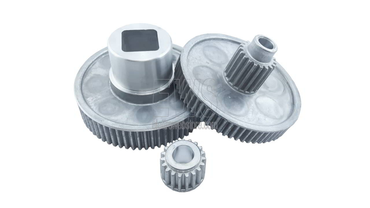 REBER serie 3 ingranaggi motori grandi in alluminio zama 1020SER