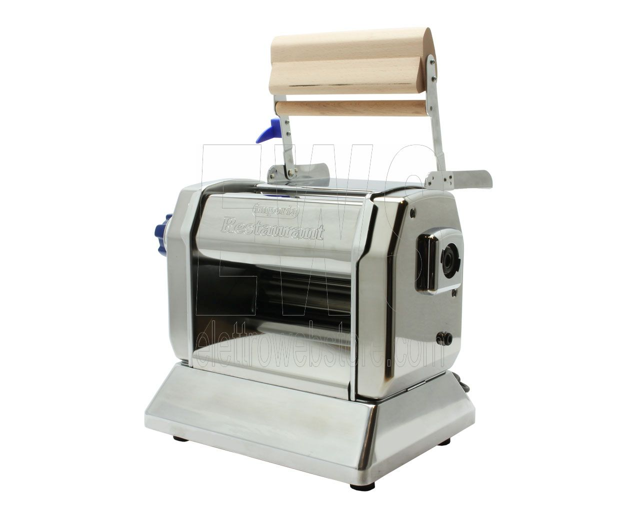 IMPERIA New Restaurant macchina sfogliatrice pasta elettronica professionale 045