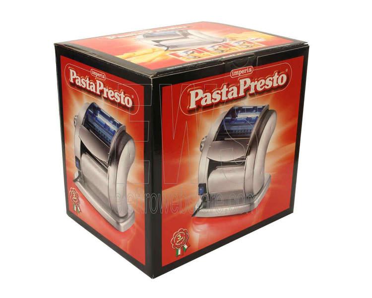 Imperia Pasta Presto elettrica macchina della pasta a motore 700