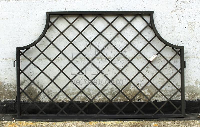 Pannello di recinzione in ferro cm. 90x140