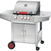 Barbecue a carbonella e gas