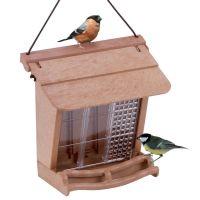 Marchioro mangiatoia rifugio uccelli in libertà JOK 11 24x13x23