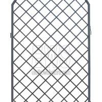Pannello di recinzione in ferro cm. 100x200