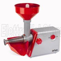 ARTUS S25 Spremipomodoro elettrico passapomodoro 385 Watt plastica