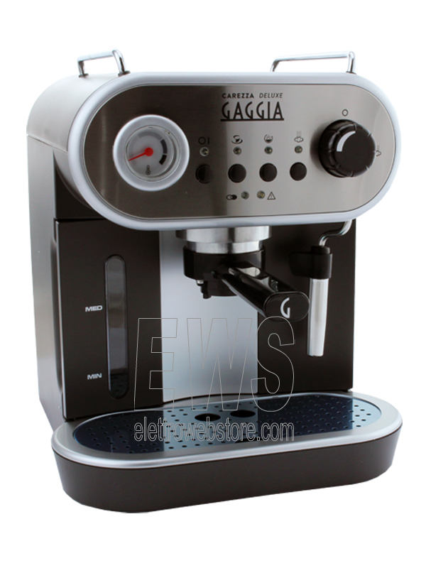 GAGGIA Carezza Deluxe macchina caffè domestica a polvere e cialde RI8525-01