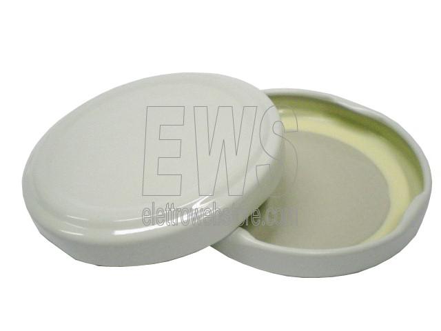 Capsula twist-off chiusura barattoli vetro tradizionali