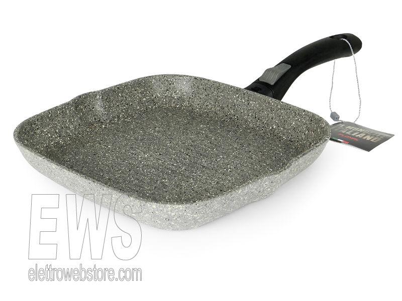 Flonal Monolite grill quadra cm.28x28