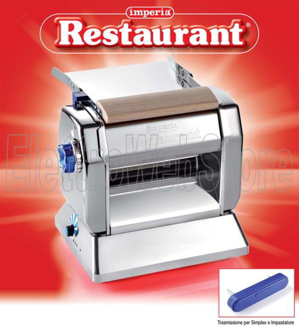 IMPERIA Restaurant macchina sfogliatrice pasta elettronica professionale 042