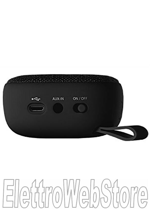 COLORMUSIC Speaker Bluetooth 4.1 con membrana in tessuto