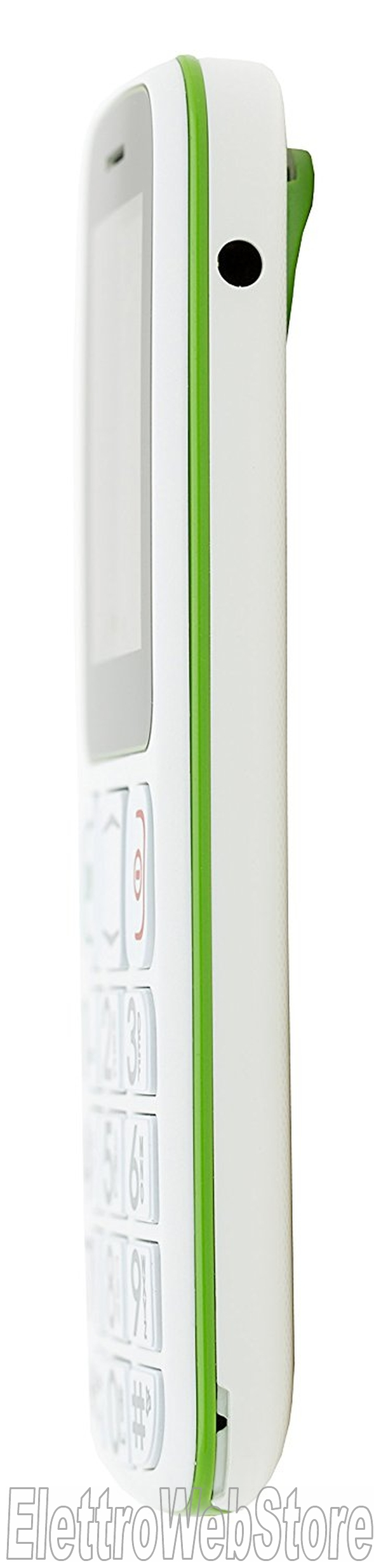 TEO telefono cellulare dual SIM tasti grandi fotocamera tasto SOS