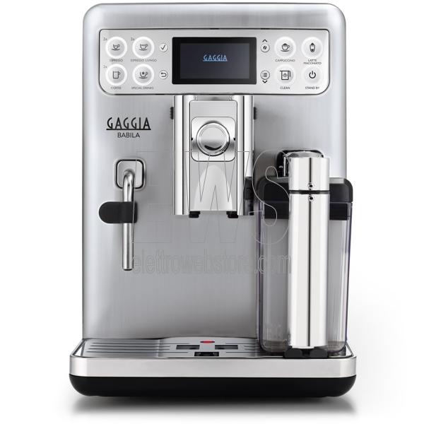 GAGGIA Babila macchina caffè automatica RI9700-60