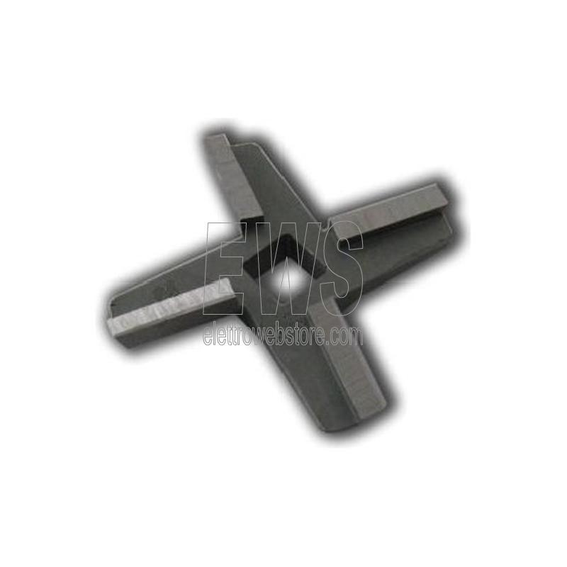 REBER coltello per tritacarne elettrico in acciaio al carbonio