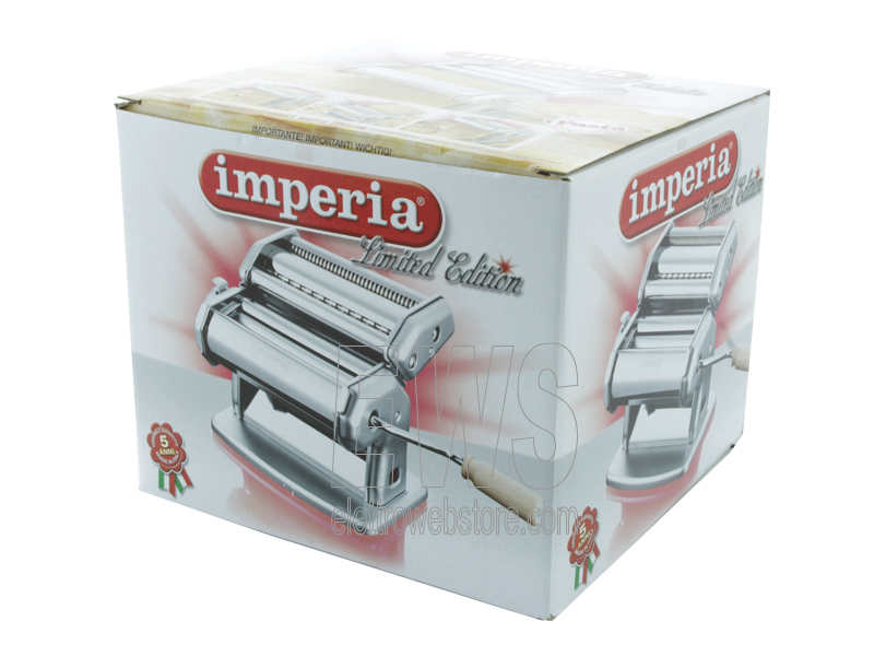 Imperia iPasta limited edition macchina sfogliatrice per pasta manuale