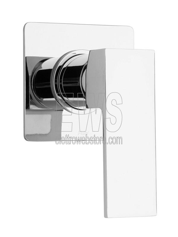Paini Dax R Small miscelatore rubinetto monocomando doccia 84CR690R