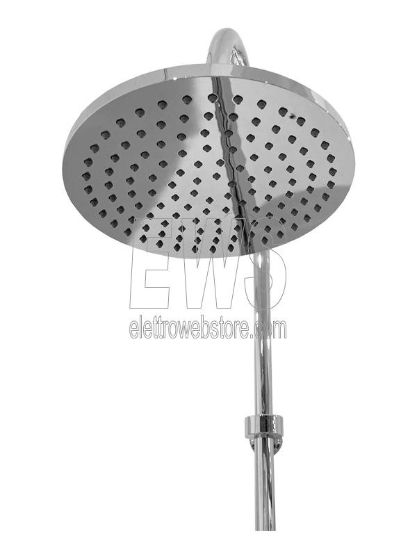 Paini Cox colonna doccia con miscelatore termostatico e soffione 78CR689THABS2P1