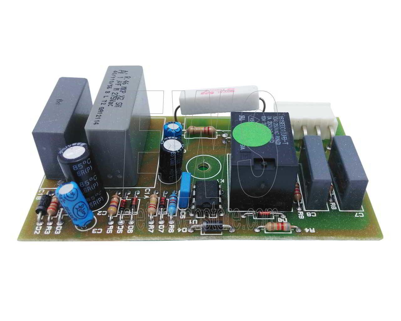 Scheda elettronica per REBER FAMILY modello ante 2011 6816A