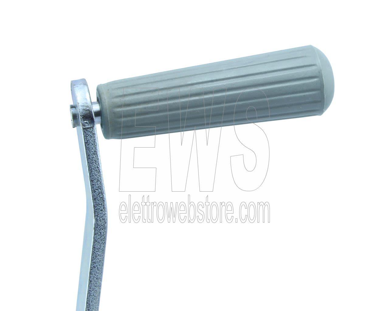 REBER manovella insaccatrice (MODELLI 3/5/8 KG.) 6503MA