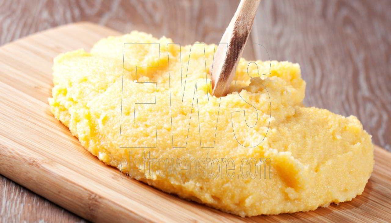 Botta Cuoca Automatica paiolo polentina mescolatore elettrico